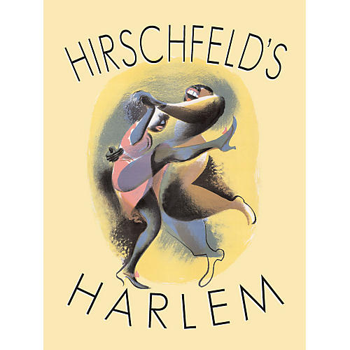 Glenn Young Books/Applause Hirschfeld's Harlem Applause Books Series Hardcover Performed by Al Hirschfeld thumbnail