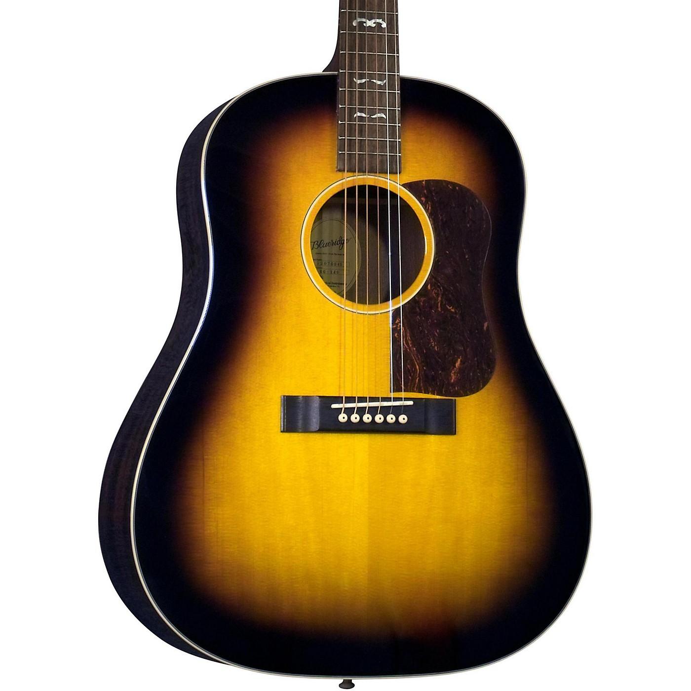 Blueridge Historic Series BG-140 Slope-Shoulder Dreadnought Acoustic Guitar thumbnail
