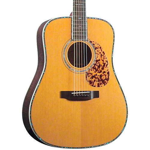 Blueridge Historic Series BR-180 Dreadnought Acoustic Guitar thumbnail