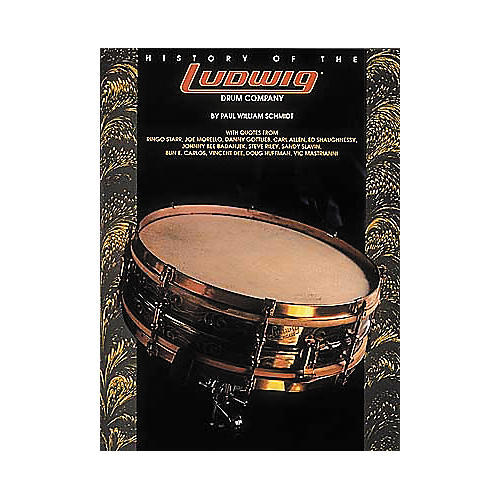 Centerstream Publishing History of the Ludwig Drum Company Book thumbnail