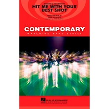 Hal Leonard Hit With Your Best Shot - Pep Band/Marching Band Level 3