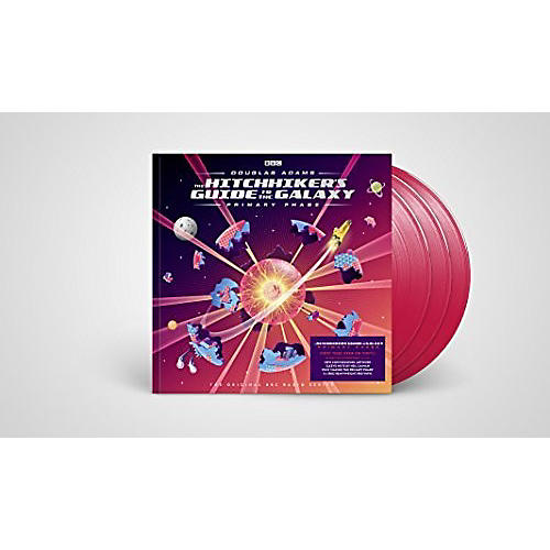 Alliance Hitchhikers Guide To The Galaxy: Primary Phase (Original Soundtrack) thumbnail