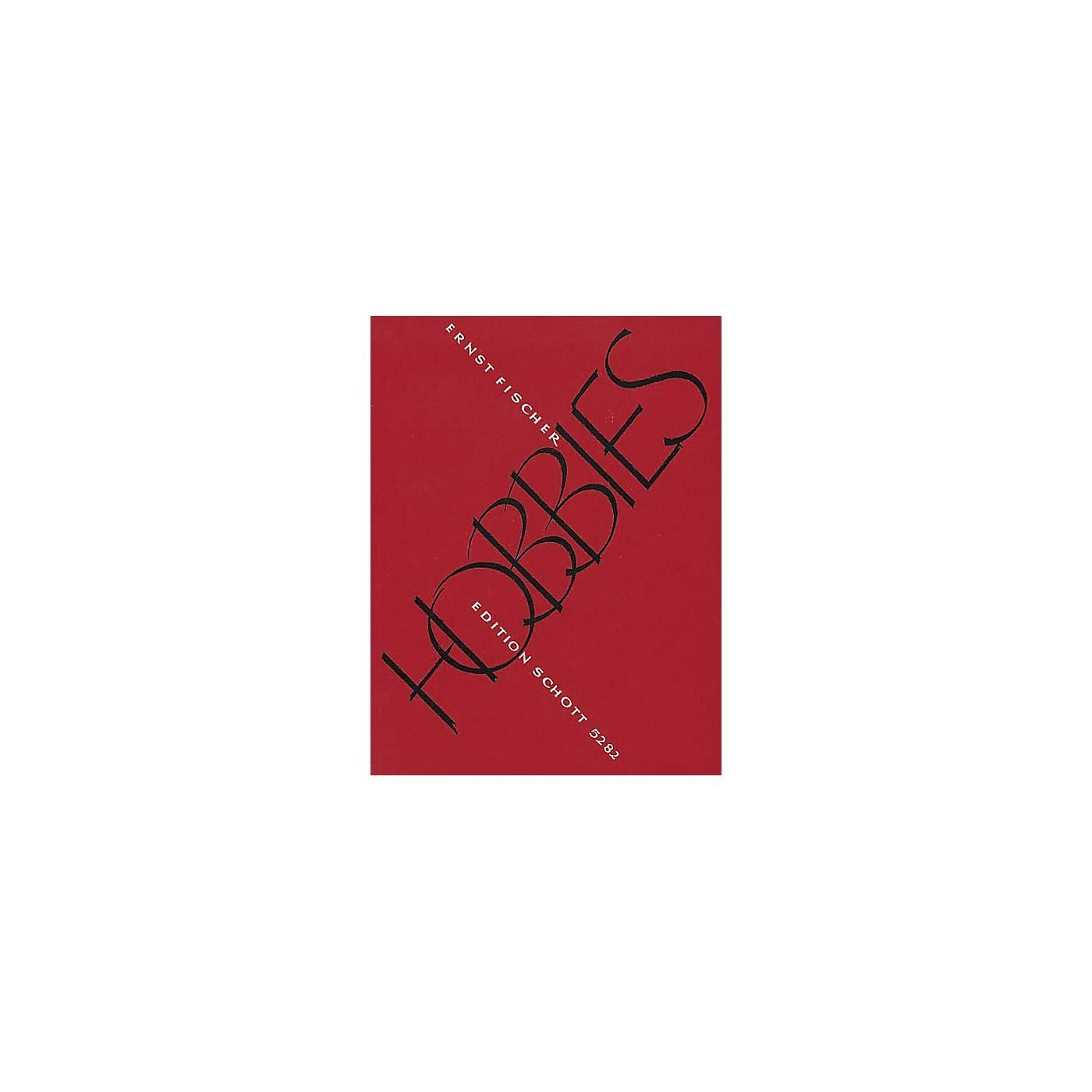 Schott Hobbies Voices And Piano Schott Series thumbnail