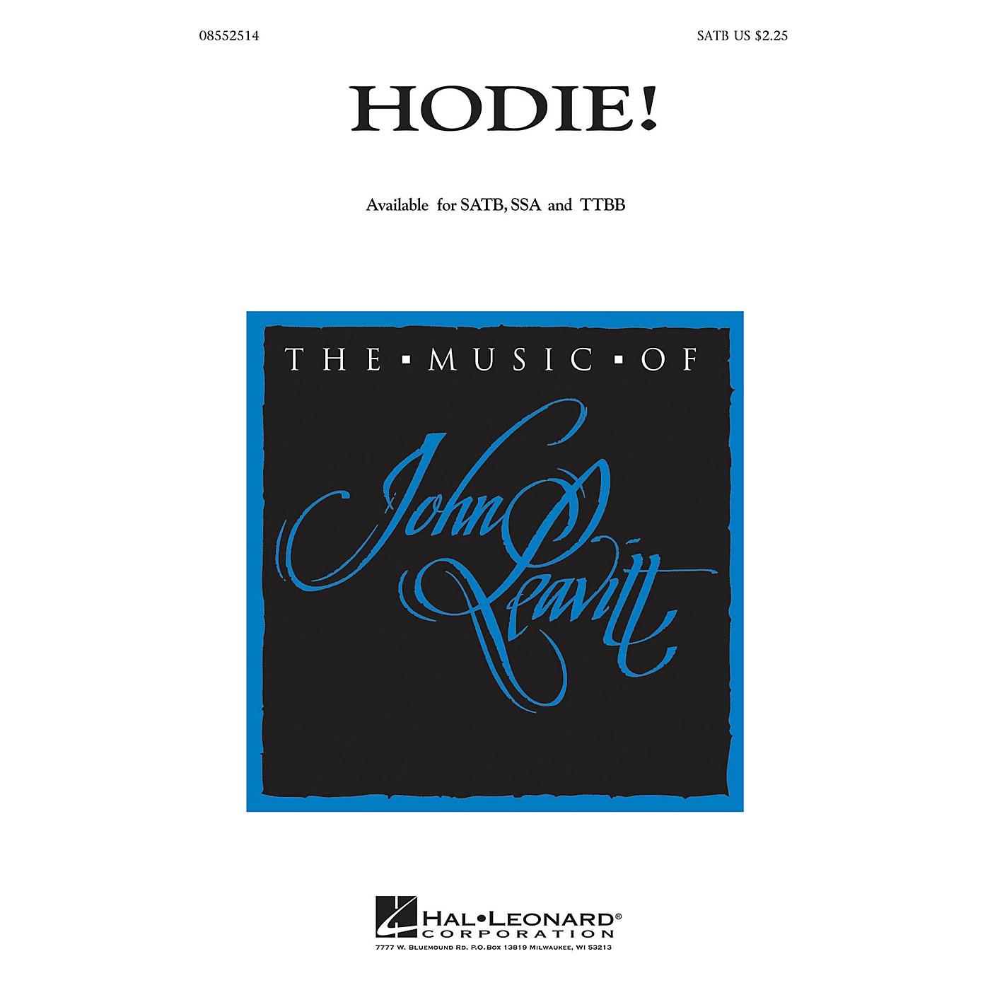Hal Leonard Hodie! TTBB thumbnail