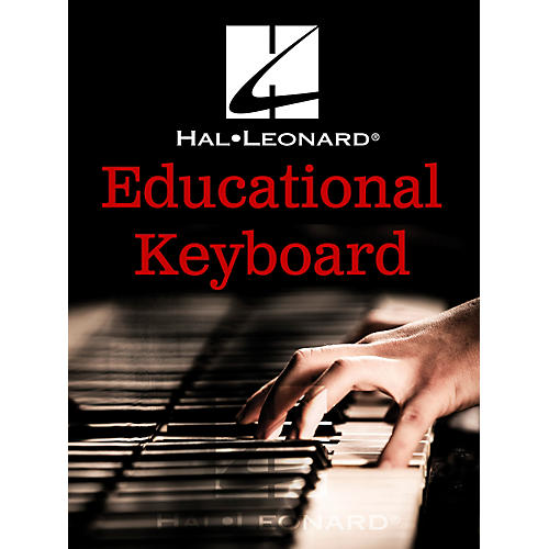 SCHAUM Hoedown Educational Piano Series Softcover thumbnail