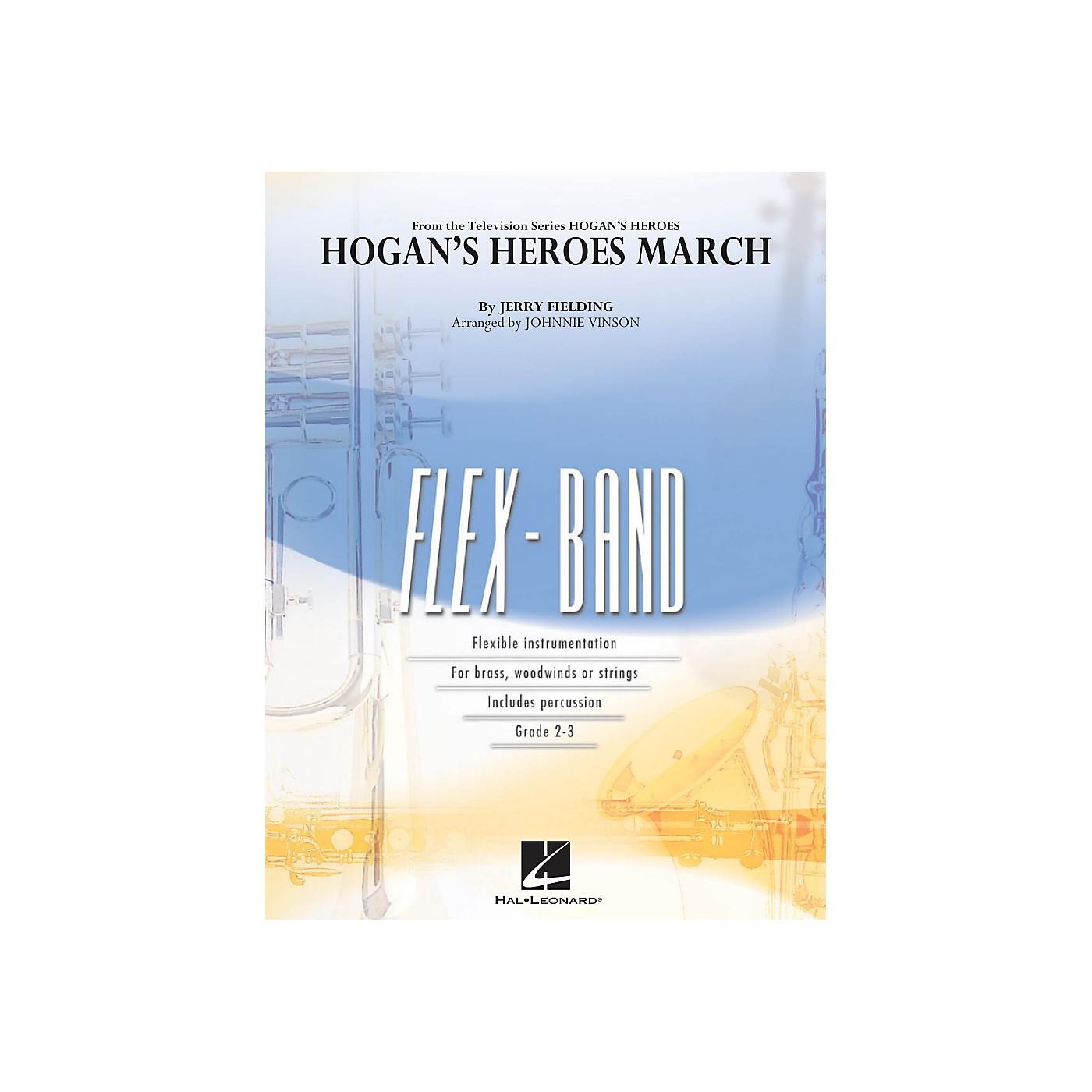 Hal Leonard Hogan's Heroes March - Flex-Band Series thumbnail