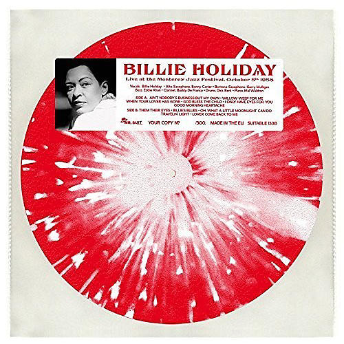 Alliance Holiday Billie - Live at the Monterey Jazz Festival October 5th thumbnail
