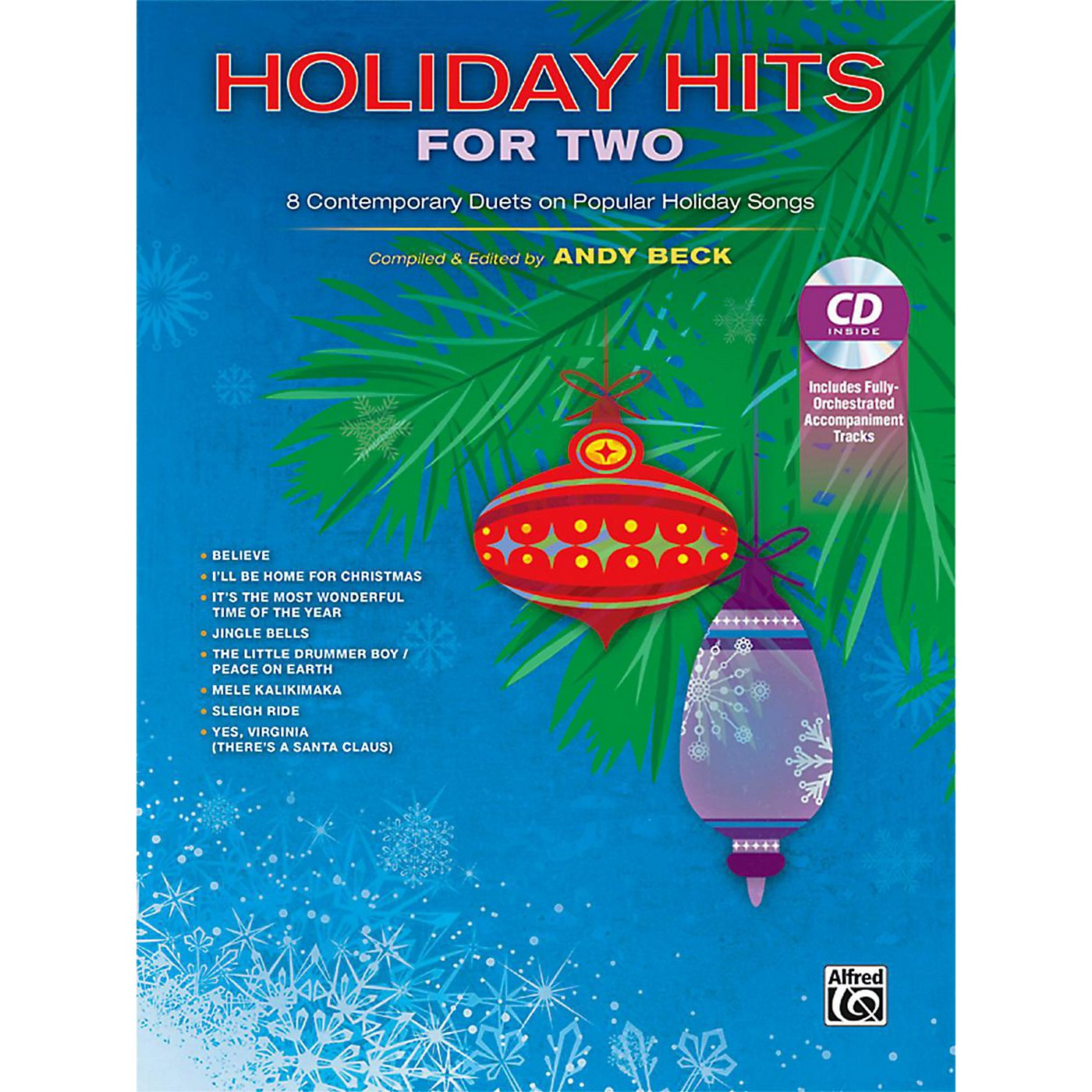 Alfred Holiday Hits for Two Vocal Collection (Book/CD) thumbnail
