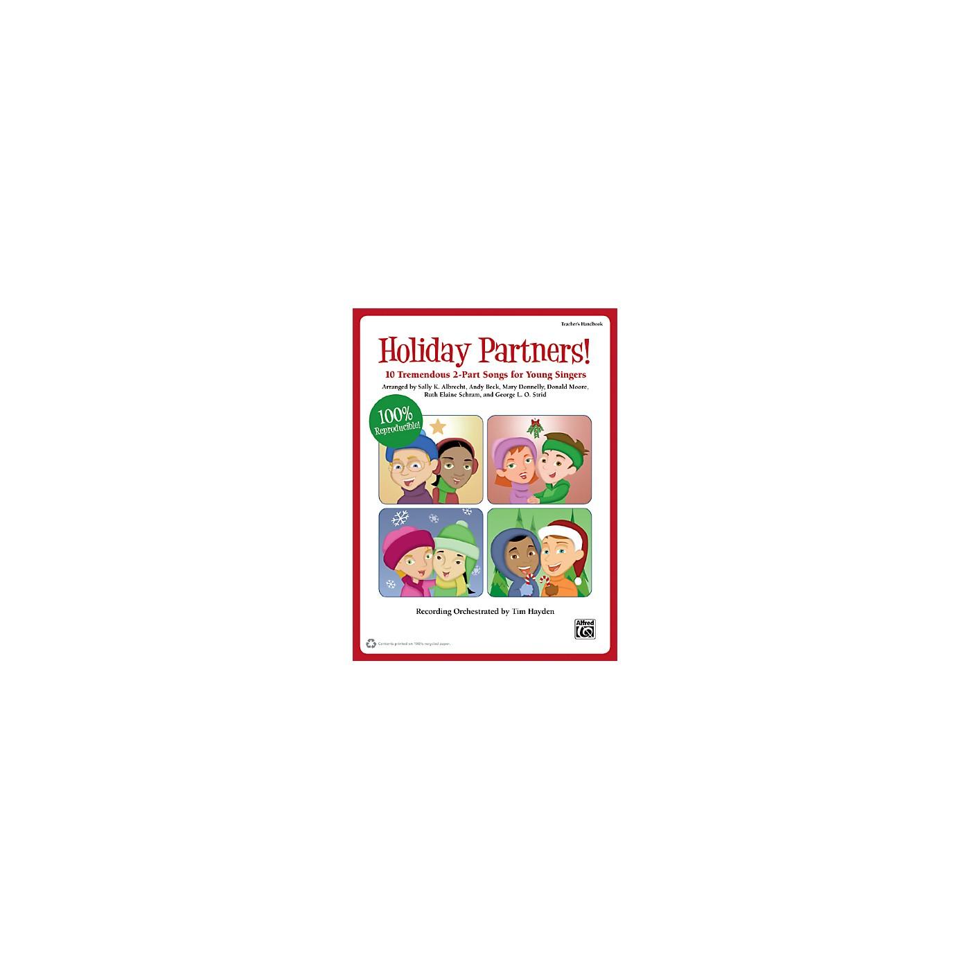 Alfred Holiday Partners! Teachers Handbook thumbnail