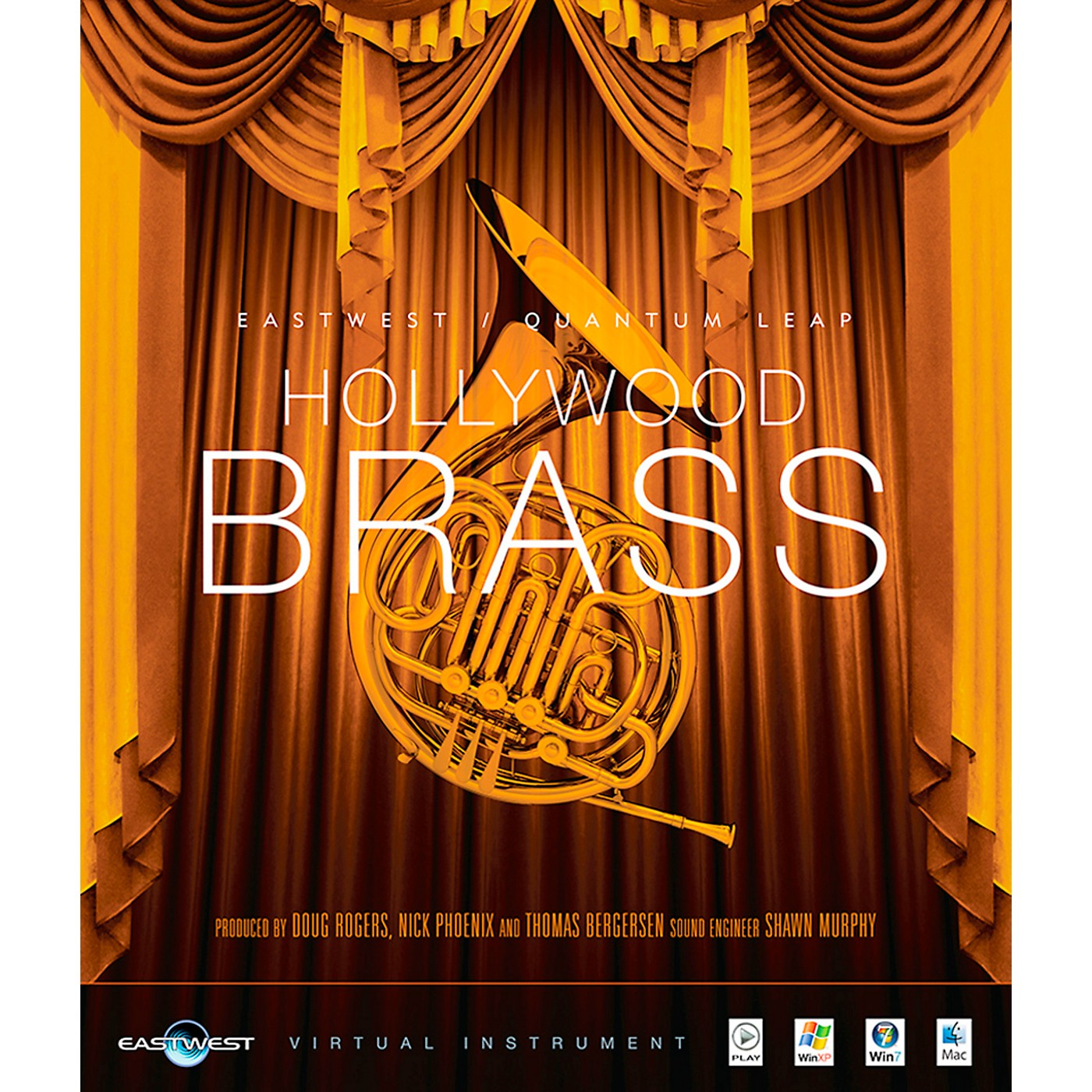 EastWest Hollywood Brass - Diamond Edition (Download) thumbnail