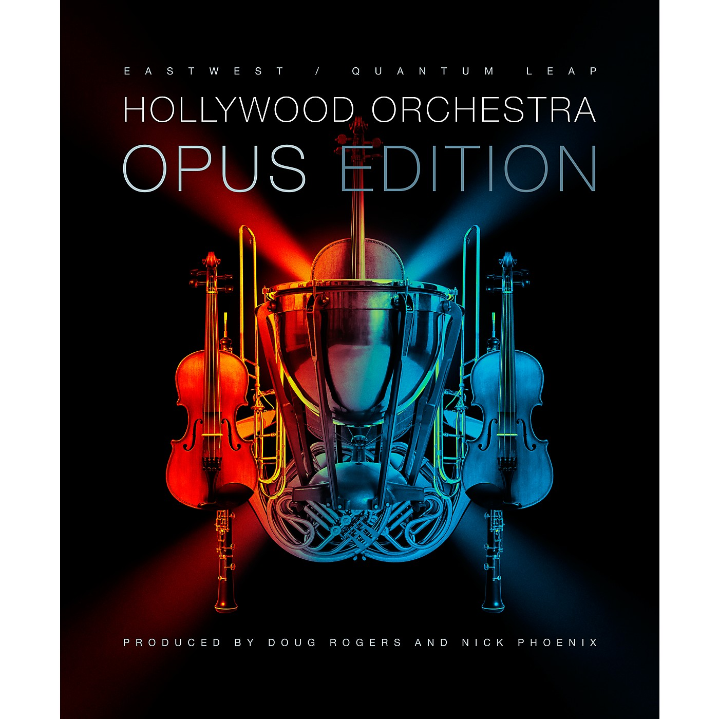 EastWest Hollywood Orchestra Opus Edition Diamond Version thumbnail