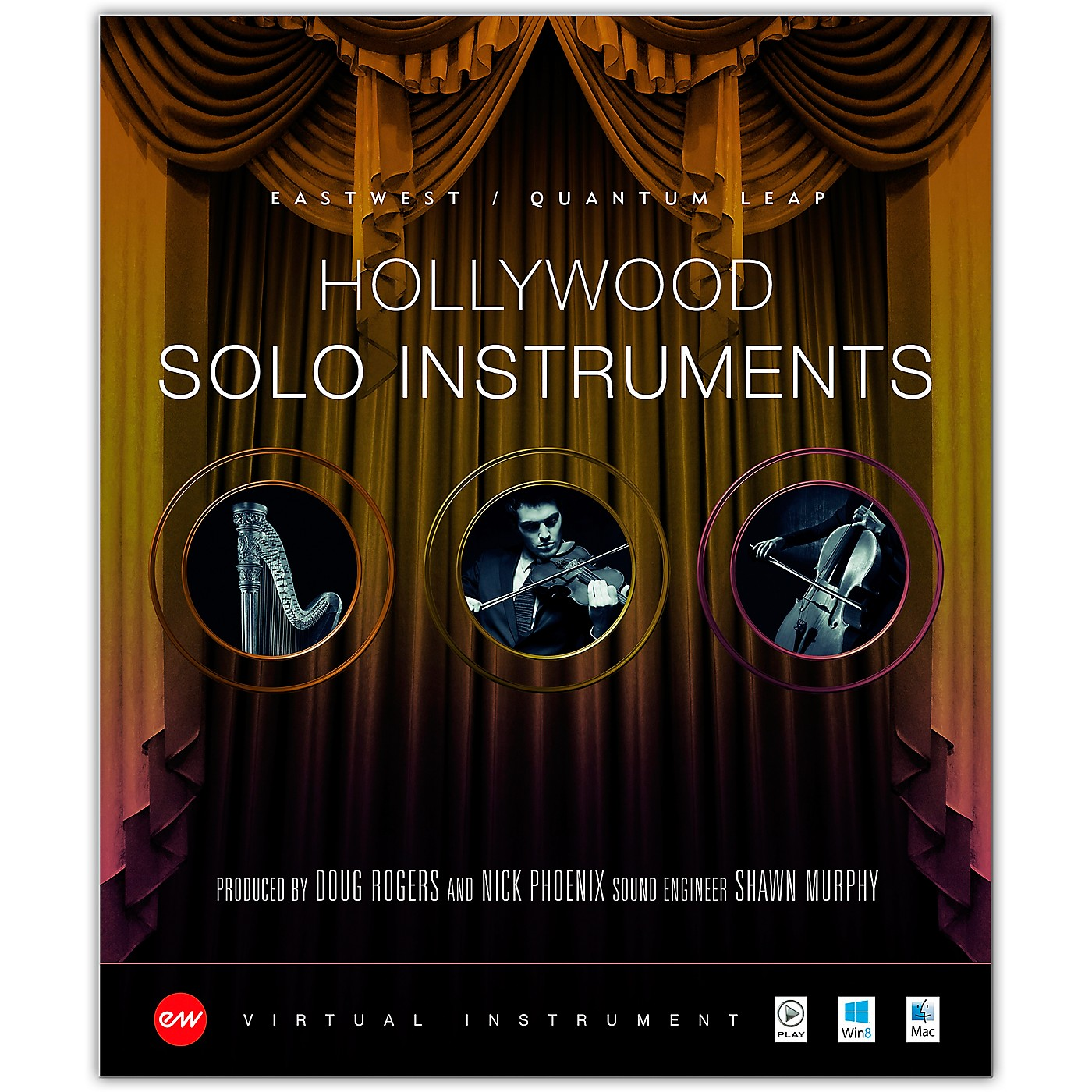 EastWest Hollywood Solo Series Bundle - Gold thumbnail