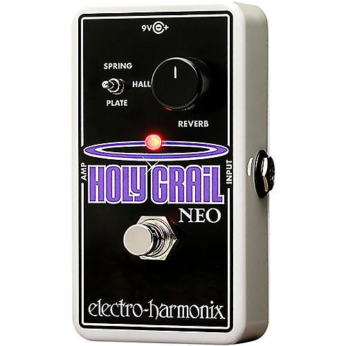Electro-Harmonix Holy Grail Neo Reverb Guitar Effetcs Pedal thumbnail