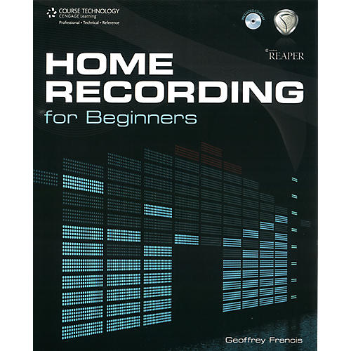 Course Technology PTR Home Recording for Beginners Book & CD-thumbnail