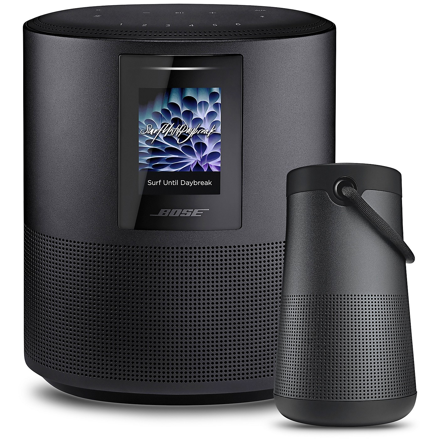 Bose Home Speaker 500 and Soundlink Revolve + thumbnail
