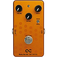 One Control Honey Bee Overdrive Effects Pedal