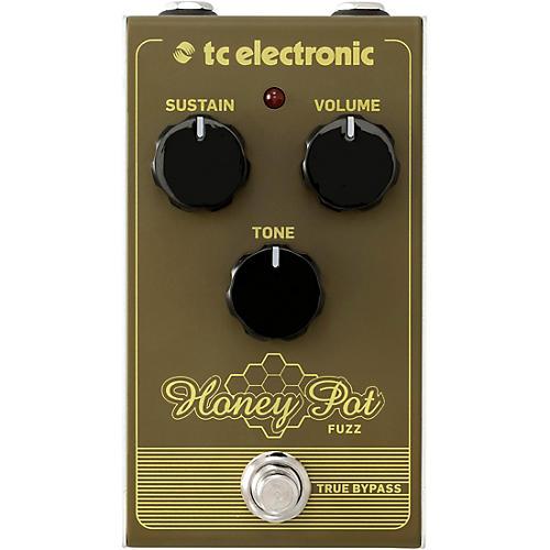 TC Electronic Honey Pot Fuzz Effects Pedal thumbnail