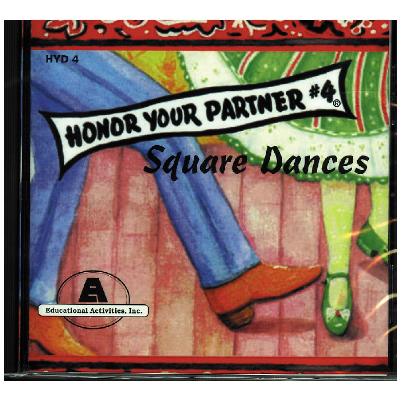 Educational Activities Honor Your Partner Square Dancing Course thumbnail