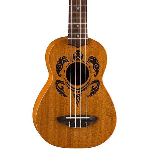Luna Guitars Honu Soprano Ukulele thumbnail