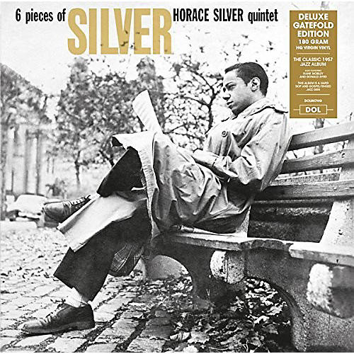 Alliance Horace Silver - 6 Pieces Of Silver thumbnail