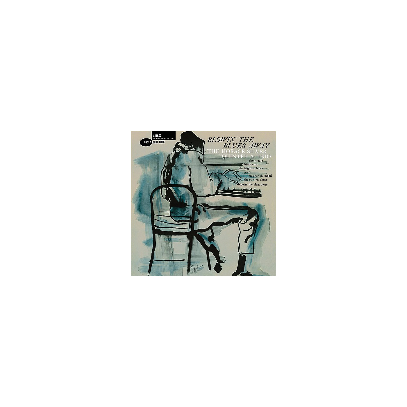 Alliance Horace Silver - Blowin the Blues Away thumbnail