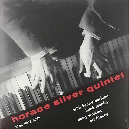 Alliance Horace Silver - Horace Silver Quintet thumbnail