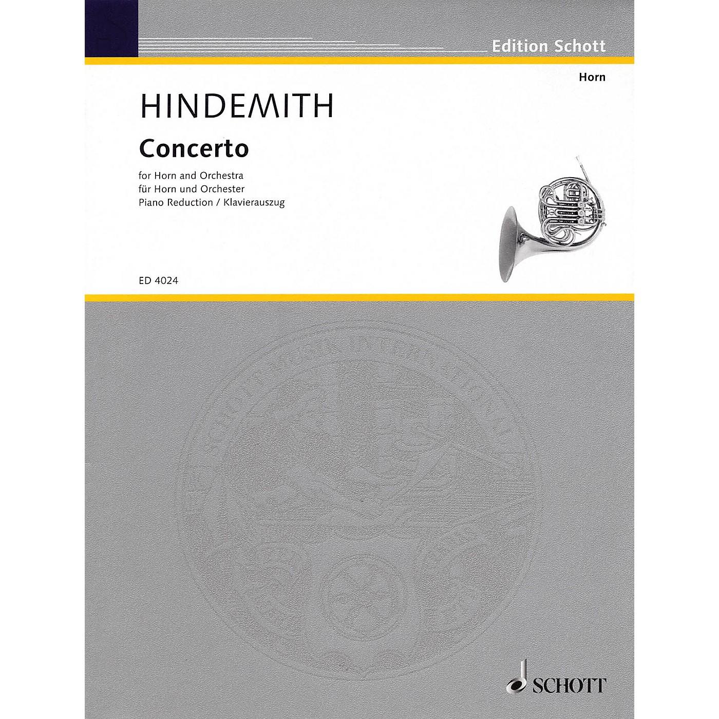 Schott Horn Concerto Schott Series thumbnail