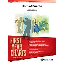 Alfred Horn of Puente Jazz Band Grade 1 Set