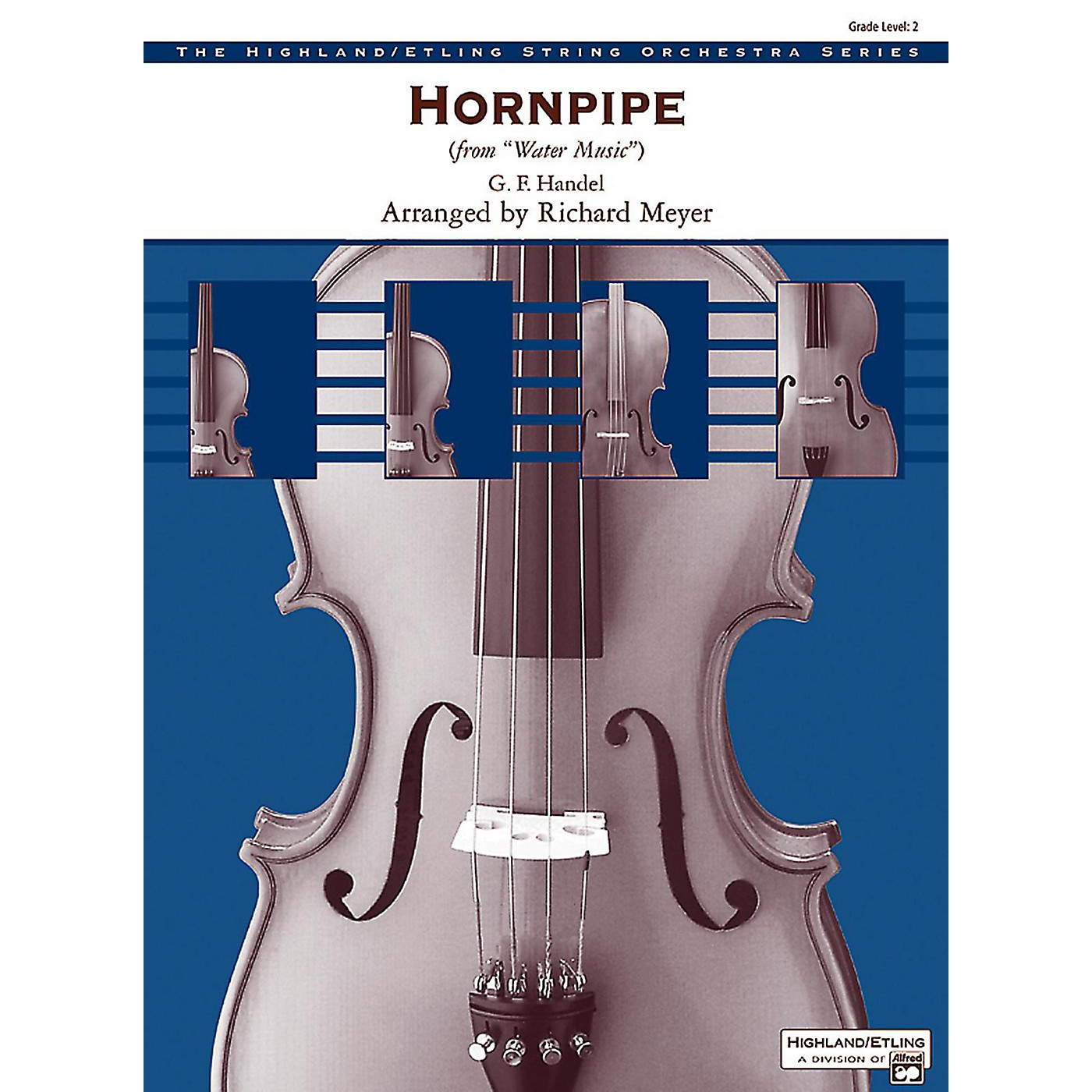 Alfred Hornpipe (from Water Music) Grade 2 thumbnail