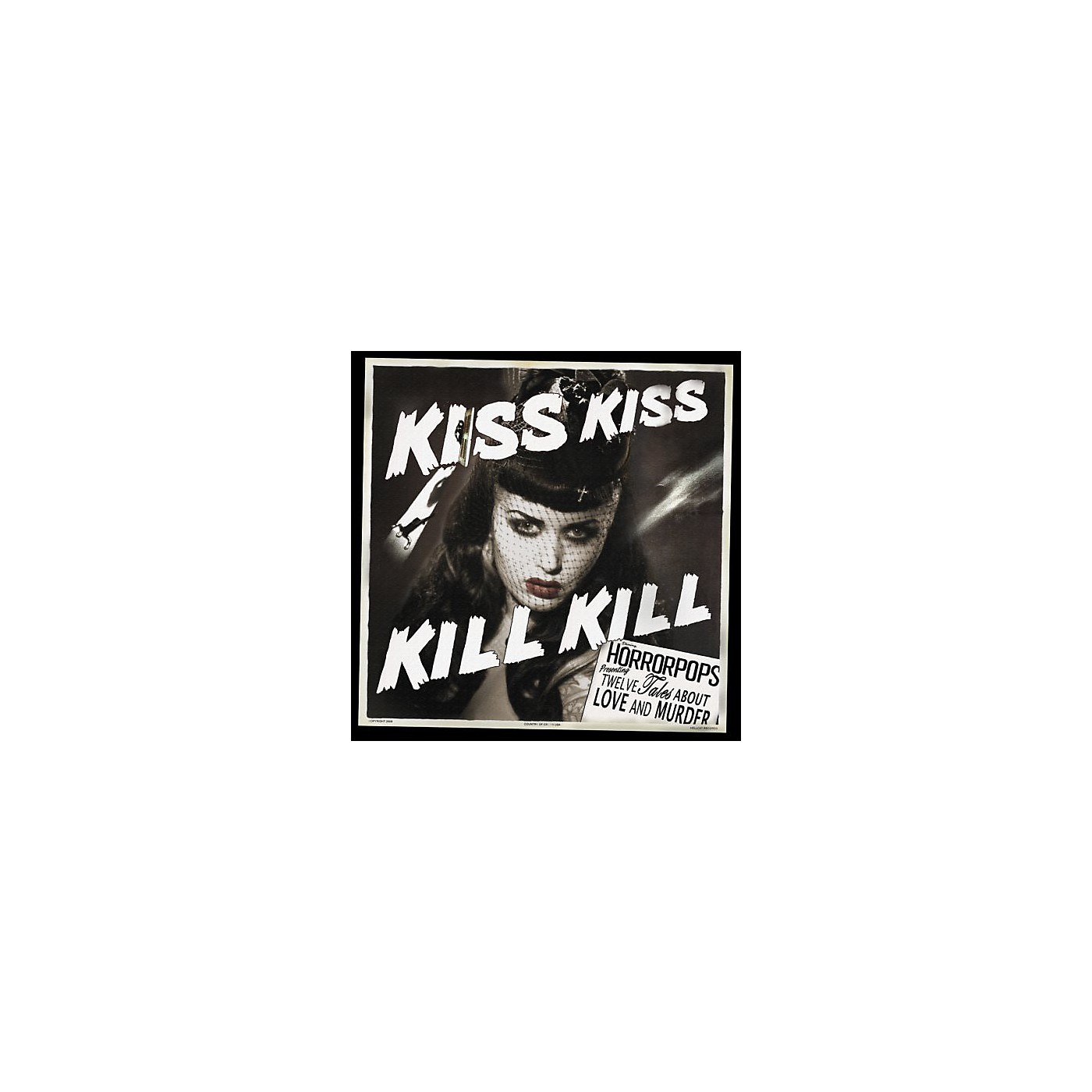 Alliance HorrorPops - Kiss Kiss Kill Kill thumbnail