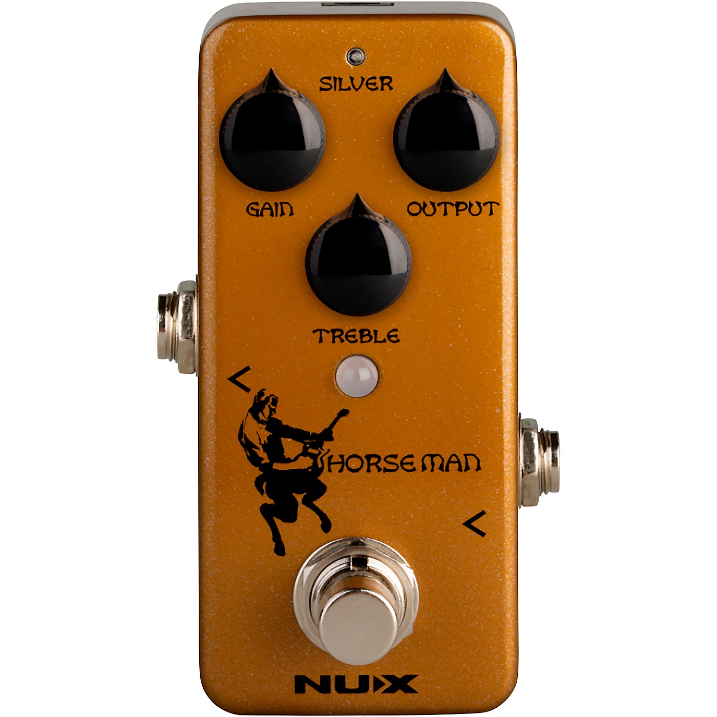 NUX Horseman Overdrive Effects Pedal thumbnail