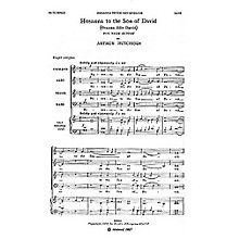 Music Sales Hosanna to the Son of David SATB Composed by Arthur Hutchings