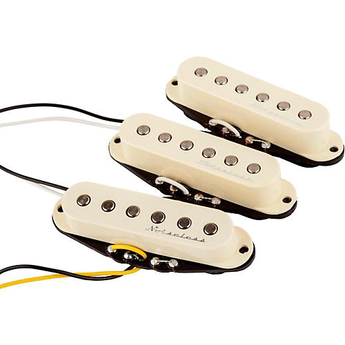Fender Hot Noiseless 3 Pickup Set thumbnail
