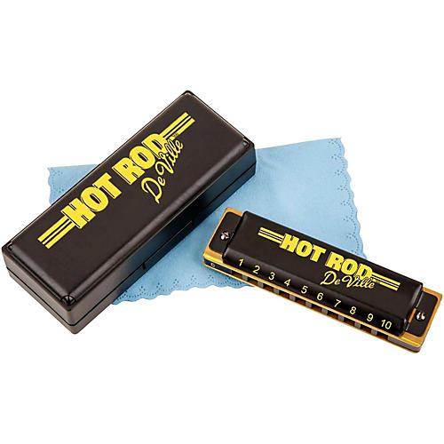 Fender Hot Rod DeVille Harmonica thumbnail