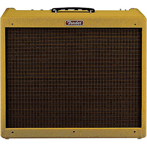 Fender Hot Rod DeVille III 60W Tweed 2x12 Tube Guitar Combo Amp thumbnail
