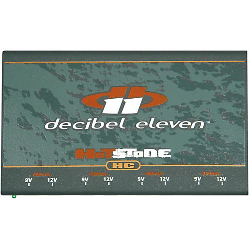 Decibel Eleven Hot Stone HC Isolated DC Power Supply thumbnail