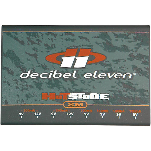 Decibel Eleven Hot Stone SM Isolated DC Power Supply thumbnail