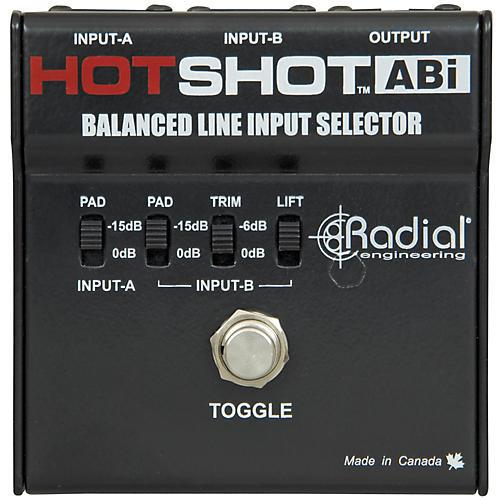 Radial Engineering HotShot ABI Line Input Selector thumbnail