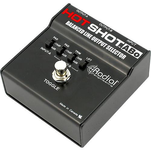 Radial Engineering HotShot ABO Line Output Selector thumbnail
