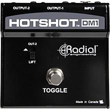 Radial Engineering HotShot DM1 Microphone Signal Muting Footswitch
