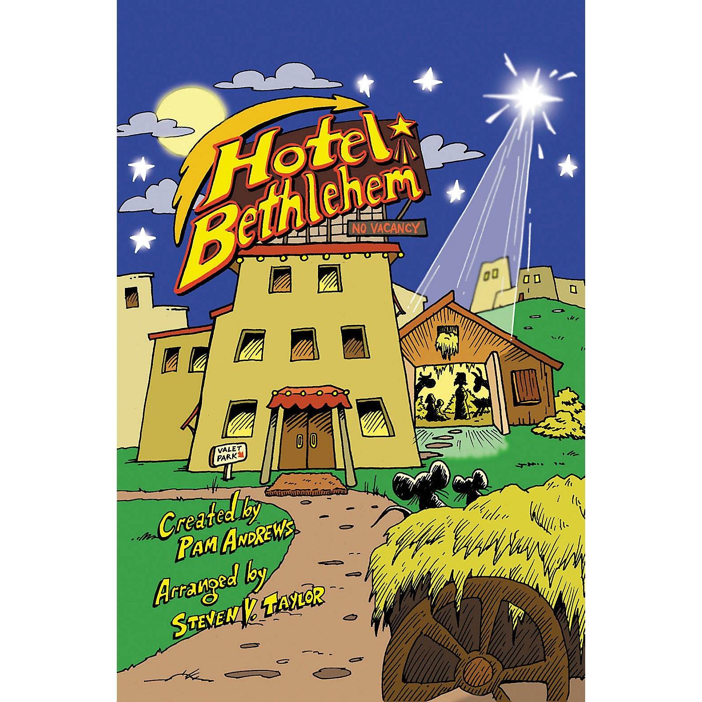 Integrity Music Hotel Bethlehem (A Children's Christmas Musical) Listening CD Arranged by Steven V. Taylor thumbnail