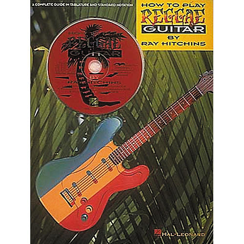 Hal Leonard How To Play Reggae Guitar (Book and CD Package) thumbnail
