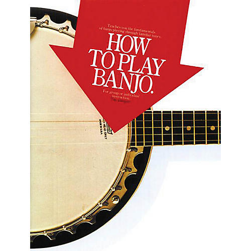 Music Sales How to Play Banjo Music Sales America Series Softcover Written by Tim Jumper thumbnail
