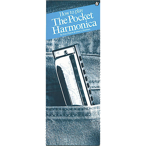 Music Sales How to Play Pocket Harmonica Book thumbnail