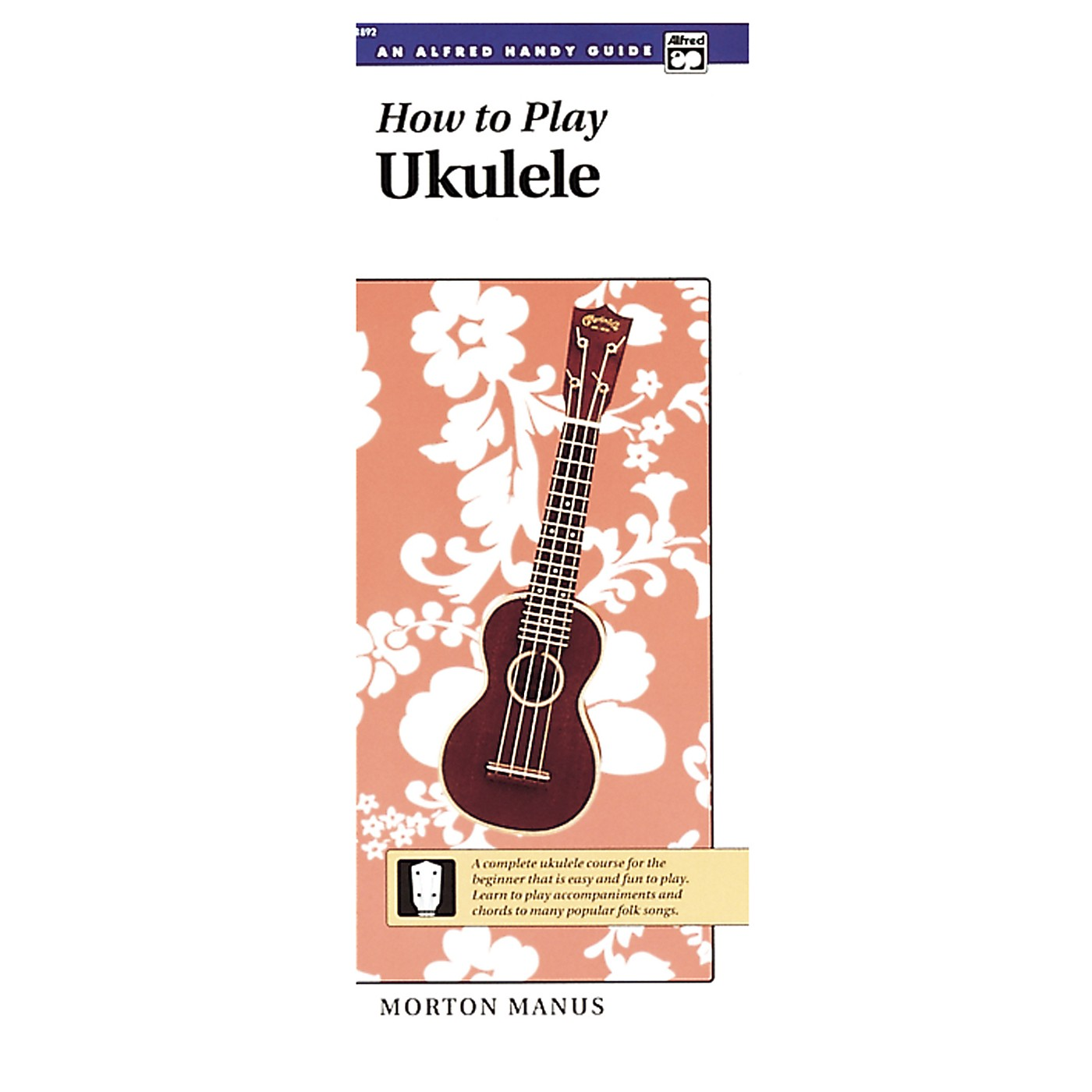 Alfred How to Play Ukulele Book thumbnail