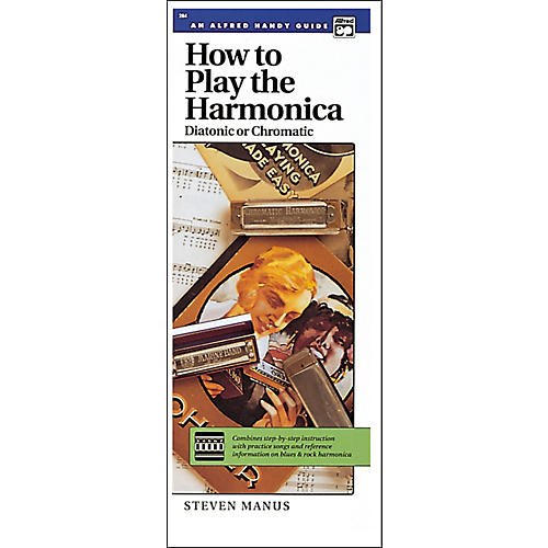 Alfred How to Play the Harmonica thumbnail