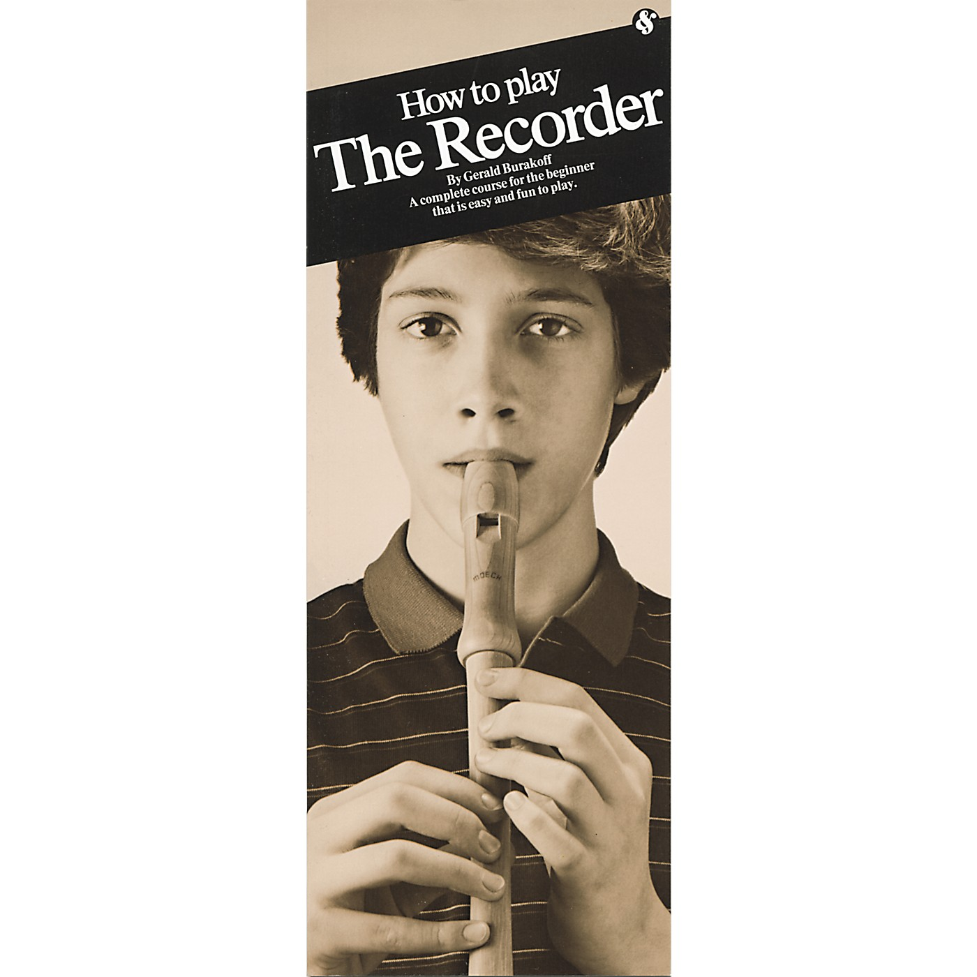 Music Sales How to Play the Recorder thumbnail