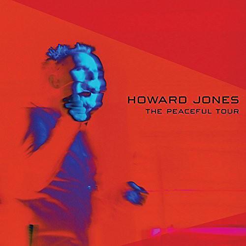 Alliance Howard Jones - The Peaceful Tour thumbnail