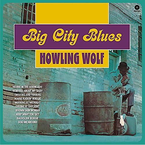 Alliance Howlin Wolf - Big City Blues + 5 Bonus Tracks thumbnail