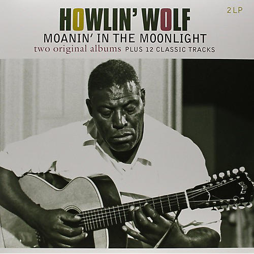 Alliance Howlin' Wolf - Howlin Wolf / Moanin in the Moonlight thumbnail